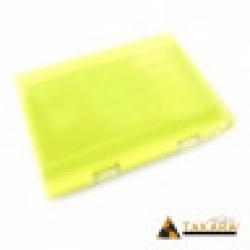 Коробка  Takara для летних блесен жёлтая