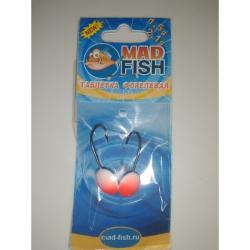№6 Форелевая джиг-таблетка MadFish 1,5+2,1 г.(комплект 2 шт)