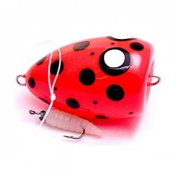 Оригинальный Попла-поппер цвет Красный Мухомор 3,7гр